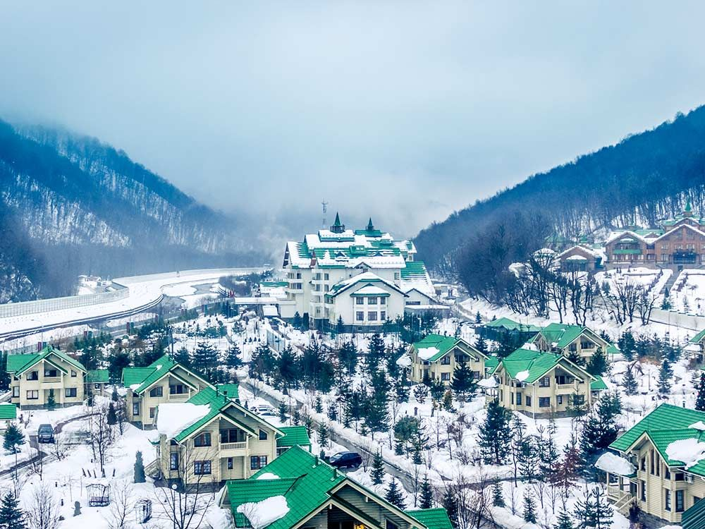 Beautiful Places to Visit in Sochi – Russia