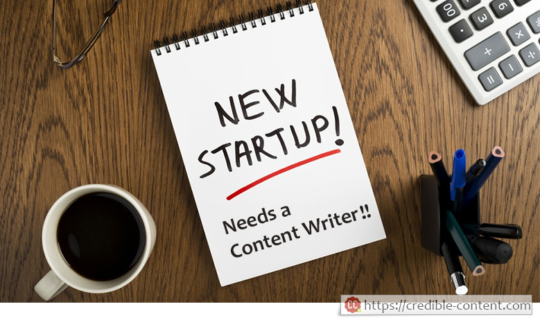 Why startup needs the best writer